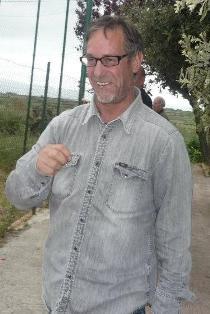 Badore Littarru, presidente dell'Ovodda