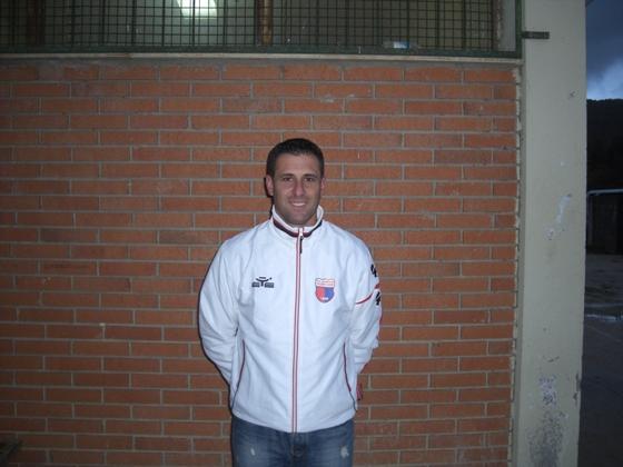 Ivan Cirinà, allenatore del Taloro Gavoi
