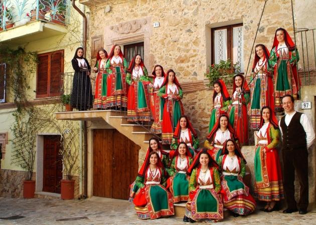 Il coro Eufonia