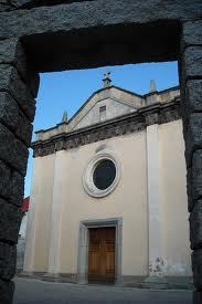 Chiesa san Giorgio, Ovodda