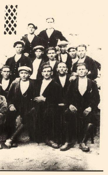 Ollolaesi, anni '30.