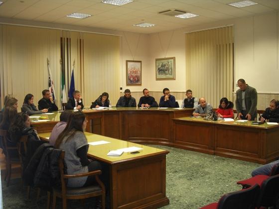 Consiglio comunale a Fonni
