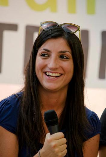 Stefania Piras, sindaco di Oniferi, F. Gian Mario Deidda