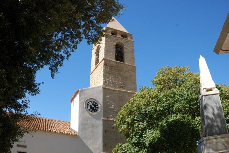 La chiesa di San Giovanni Battista di Olzai