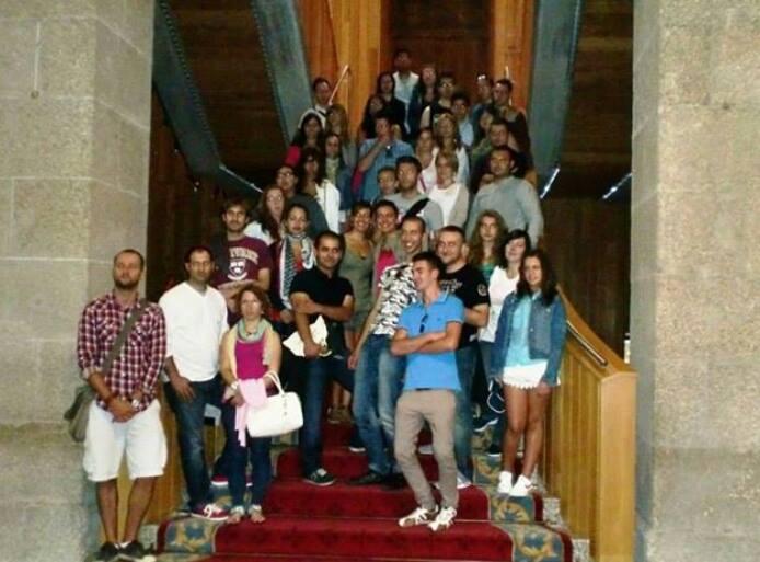 La consulta durante il viaggio in Spagna