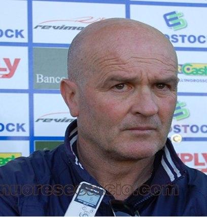 Gianni Coccone (Foto Luciano Pittalis, www.nuoresecalcio.com)