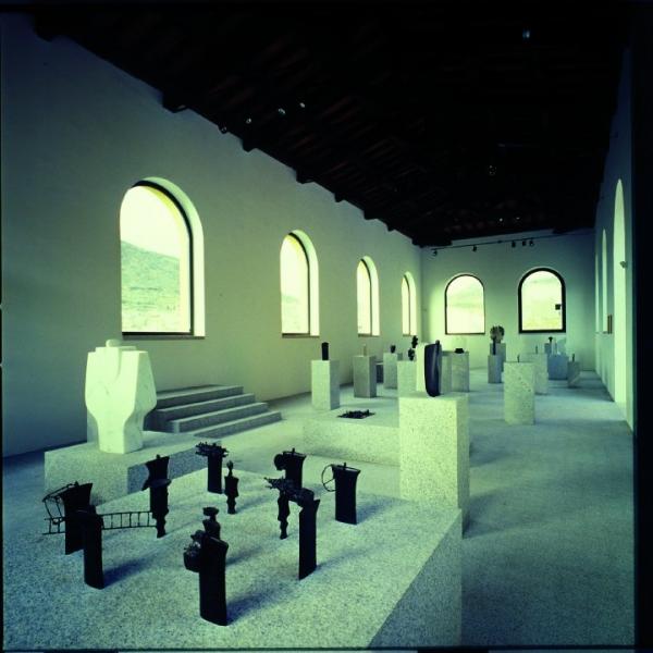 Foto Museo Nivola