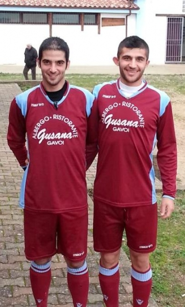 Alessandro Bussu e Matteo Ladu
