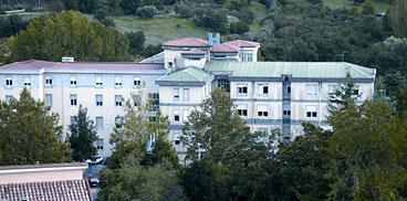 L'ospedale San Camillo di Sorgono