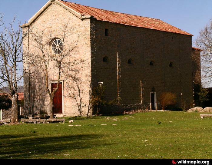La Chiesa di Nostra Signora de Sa Itria