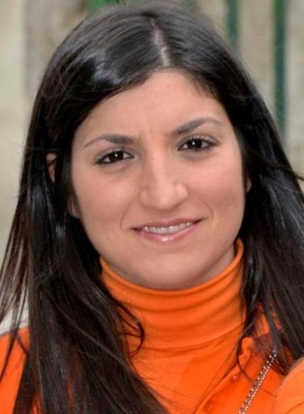 Stefania Piras, sindaco di Oniferi (F. P. Mattana)