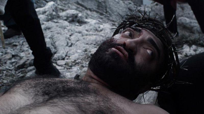 Fiorenzo Mattu di Ovodda è il Cristo di Su Re