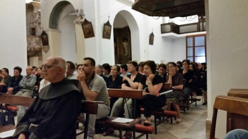 L'assemblea pro convento e parrocchia
