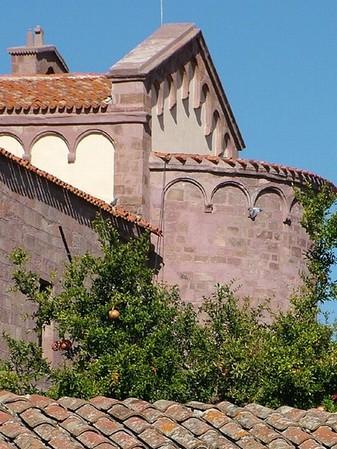 Orotelli. La Chiesa di San Giovanni risalente al XII secolo