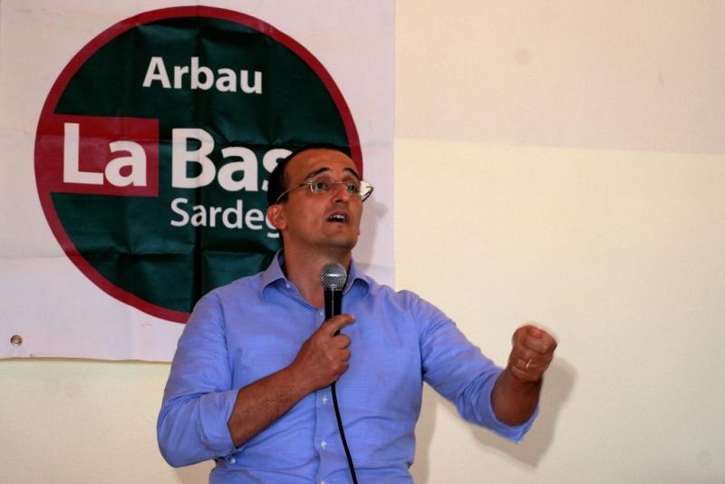 Efisio Arbau (Foto Giangavino Murgia)