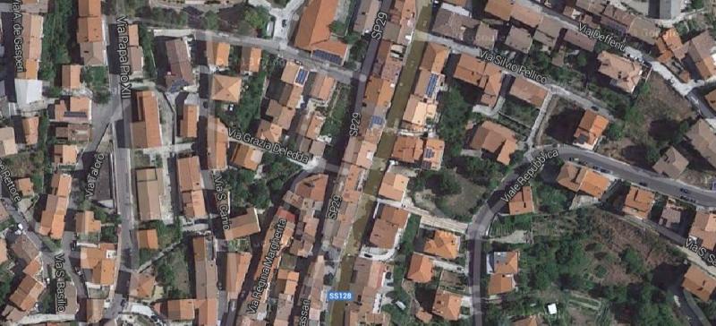Gavoi - google maps