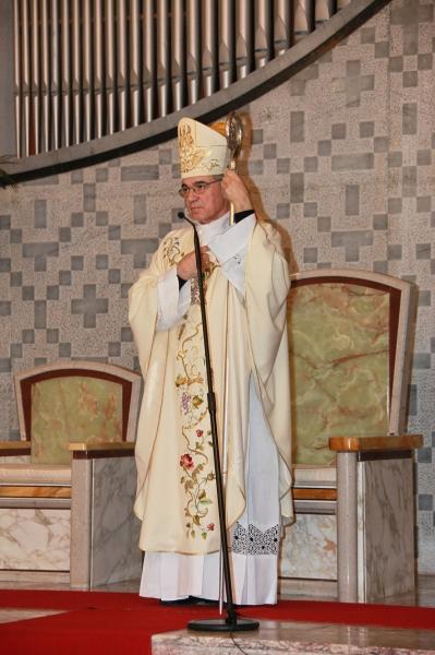 Il Vescovo di Nuoro Mosè Marcia