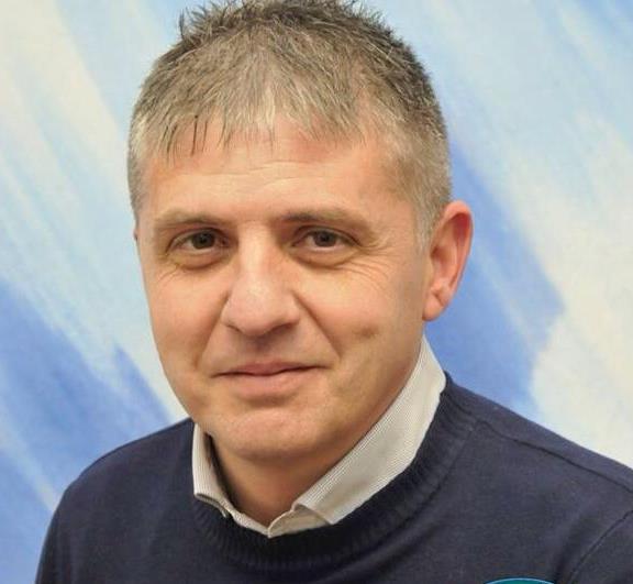 Stefano Coinu, sindaco di Fonni