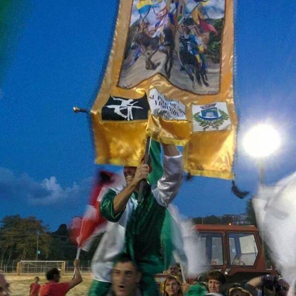 Il vincitore de su palu de sos vichinados 2014