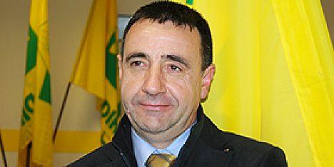 Battista Cualbu, presidente regionale della Coldiretti (Foto notizie.alguer.it)