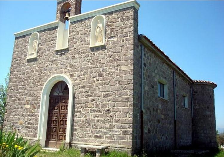 La Chiesa della Madonna della Pace in un'immagine tratta da wikimapia