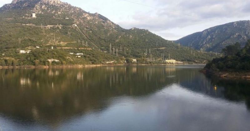 Le immagini sono del lago Cuchinadorza territorio Gal BMGS Teti Ovodda
