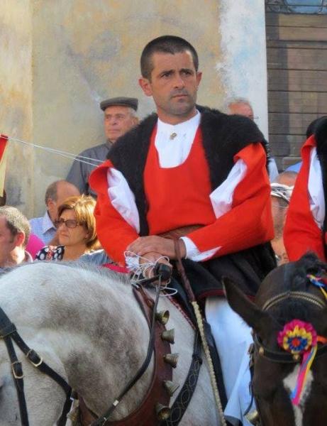 Gianni Cadau, presidente Associazione Ippica Fonnese