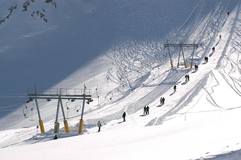 Un moderno impianto di risalita (immagine da www.montagna.tv)