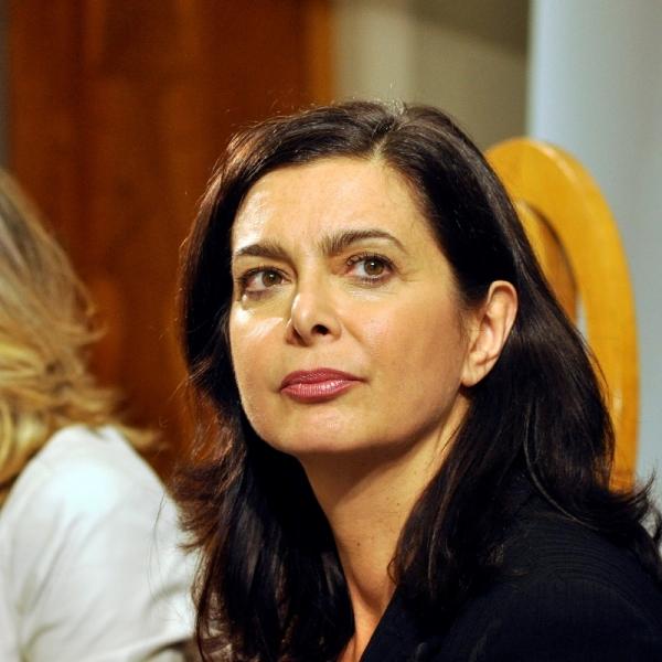 Laura Boldrini - immagine da wikipedia.org