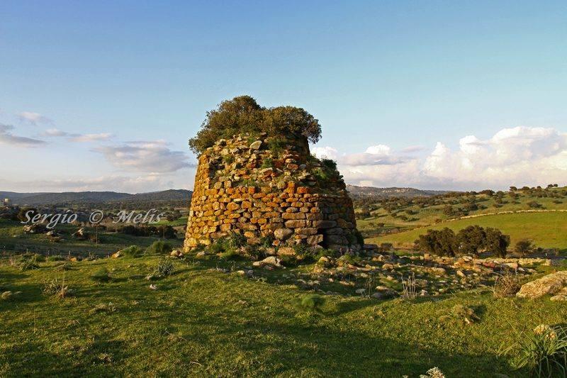 Foto Sergio Melis tratta dalla pagina facebook Archeo Oniferi