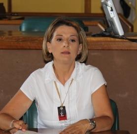 Raffaellina Denti, assessore al bilancio del Comune di Nuoro