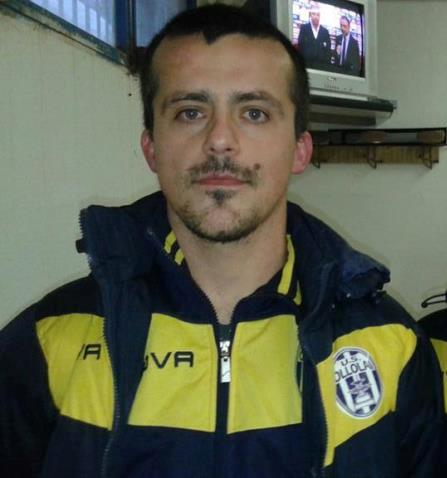 L'autore del gol dell'Ollolai