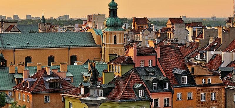 Varsavia (immagine da varsavia.info)
