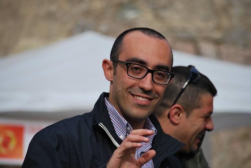Antonio Fadda, candidato sindaco Lista Civica