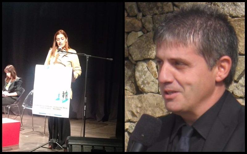 Daniela Falconi e Stefano Coinu
