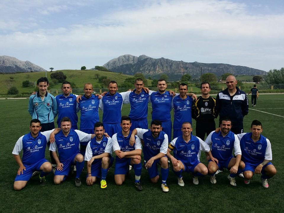 La squadra dell'Oniferese