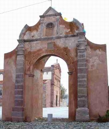 Arco di San Giovanni (Orotelli)