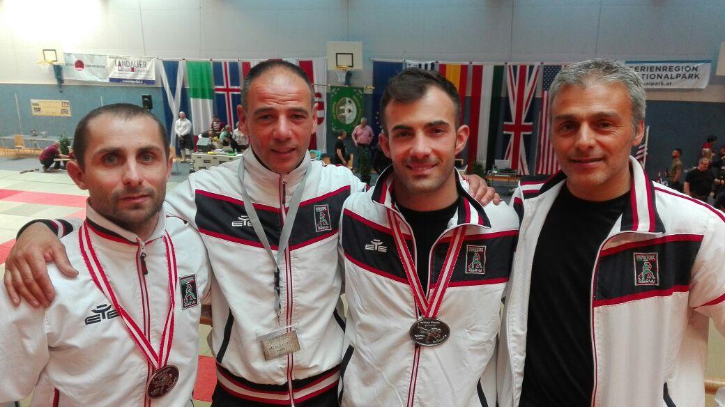 I campioni in Austria