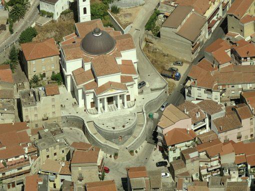 Orani dall'alto (Immagine tratta da Geonue.it)