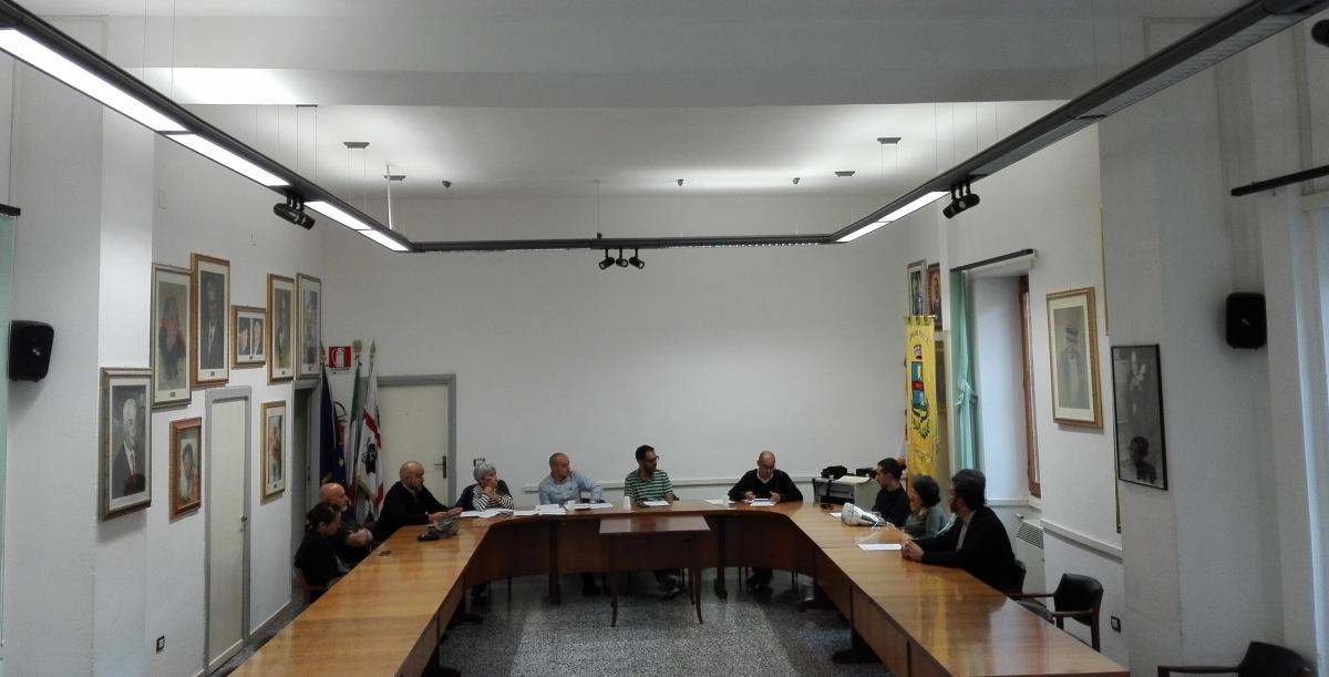 Il consiglio comunale di Gavoi