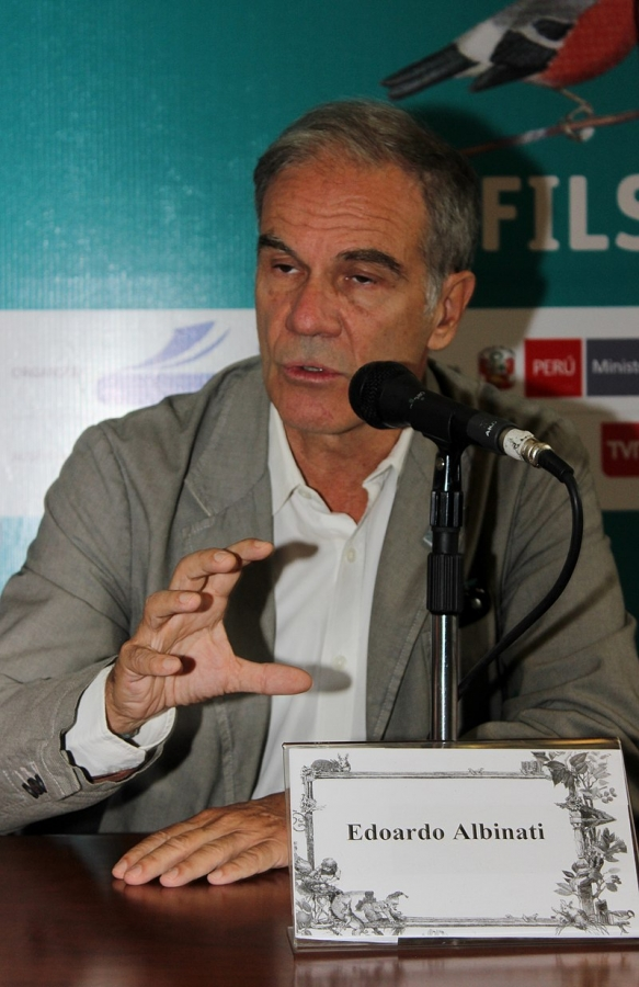 Edoardo Albinati (wikipedia)