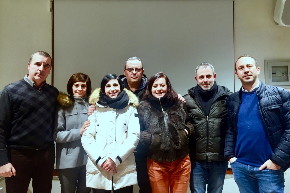 Il consiglio di amministrazione del Gal Barbagia