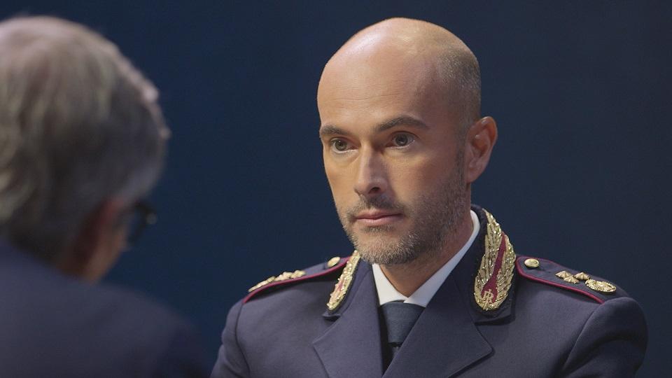 Fabrizio Mustaro, capo della Squadra Mobile di Nuoro all'epoca dei fatti