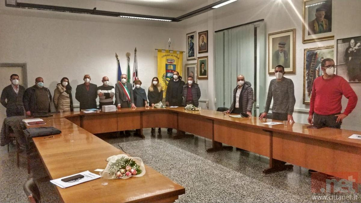 Il nuovo consiglio comunale di Gavoi