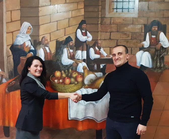 L'accordo tra il Comune di Ollolai e l'associazione Sa Mata
