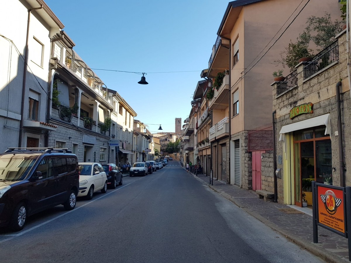 Via Roma, Gavoi